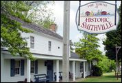 Smithville, NJ. Grew up visiting this place, said my first curse word there (refering to the duck poo), got married there, plan on making smithville as sentimental of a place for my babies as it is for me :)