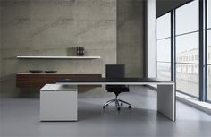 Executive desks | Desks-Workstations | Acuros | Müller. Check it out on Architonic