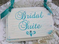 Bridal Suite Wedding Sign  ADD <3 <3 DIY www.customweddingprintables.com