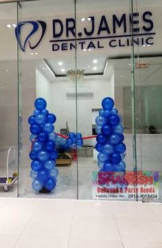 Dr. James Dental Clinic Located in Ground floor, CityMall Calamba City, Laguna February 8, 2021 🦷 Dr. James Dental Clinic Provides World-Class Dental Services & Facilities with up-to-date high-end Dental Equipment! #balloons #balloonshop Calamba #shairishballoons #dentalclinic Balloon Pillars, Balloon Shop, February 8, Dental Services, Balloon Decorations, Ground Floor, Clinic, Balloons, Flooring