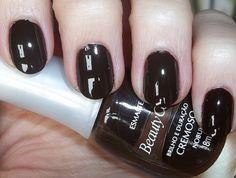 Nobuk - Beauty Color (Desafio 10 Cores 10 Marcas - Unha 4 - Marrom) by excel-chan, via Flickr