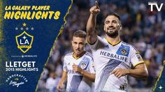 Watch highlights from Sebastian Lletget's 2015 debut season in which he put up 7 goals and 2 assists in 20 appearances.
