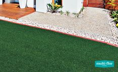 Multi-flor's Artificial Turf is the water saving, no mowing option that keeps your yard evergreen without the use of harmful pesticides. Artificial Turf, Save Water, Evergreen, Shag Rug, Yard, Trends, Texture, Home Decor, Shaggy Rug