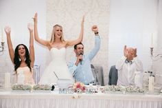 Hochzeitsfeier in Wolfenbüttel. Hochzeitsfotograf Andrej Pavlov. Wedding Reception.