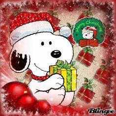 Snoopy_Christmas♥