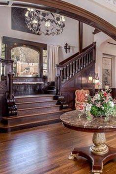 House Design, House, Home, Historic Homes, English Manor, Manor House Interior, Tudor Style Homes, English Manor Houses, Victorian Interiors