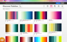 Best color palette generators — html color codes Color Schemes Design, Brown Color Schemes, Bedroom Color Schemes, Color Palette Maker, Website Color Palette, Pallette, Colour Pallete, Yellow Wedding Colors, Zentangle