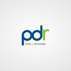 Make Accounting Fun and Progressive By Creating a Unique Logo for PDR CPAs by Wiji Art