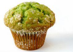 Moist Pistachio Muffins