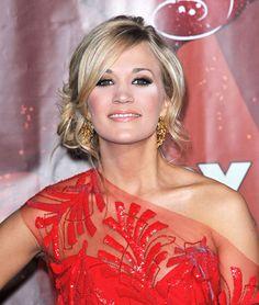 Carrie Underwood. Fresh  Polished.