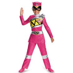 Power Ranger Dino Charge Toddler Muscle Costume - Walmart.com