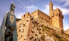 King Baldwin IV was a devout Catholic and defended Jerusalem.