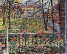Elm Park Gardens, Frederick Gore. English (1913 - 2009)