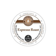 Barista Prima Espresso Roast Coffee Keurig K-Cups, 18 Count ^^ Don't get left behind, see this great product : K Cups