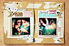 I {lowe} SCRAP :: 'Summer Dreamer' :: mini album by Jaszmurka