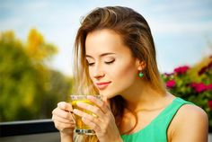 See why Green tea is one of the healthiest drinks in the world.