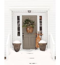 1000 Images About Front Door Colors On Pinterest Green Shutters Front Doo