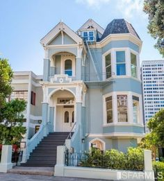 1890 Queen Anne located at: 1533 Sutter St, San Francisco, CA 94109