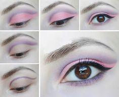 Violet Makeup Tutorial