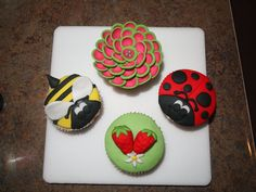 Little summer time fun! cupcakes