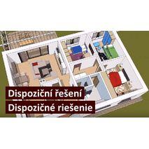 DISPOZIČNÉ RIEŠENIE Monopoly, Studios, 3d