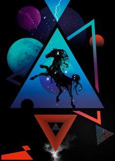 Sci Fi O Rama / Science Fiction / Fantasy / Art / Design / Illustration in… Creative Illustration, Graphic Illustration, Science Fiction, Muse Band, Airbrush Art, Creative Thinking, Film, Illustrators, Fantasy Art