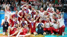 Volleyball World Championship 🇵🇱❤️ Volleyball Team, World Championship, Poland, Ronald Mcdonald, Mario, Sports, Passion, Artist, Top