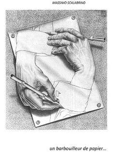 """""""Un barbouilleur de papier ..."""""""
