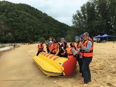 nearby suria merang beach resort