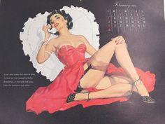 Ernest Chiriaka Esquire Magazine 1954 Wall by GreyTreeFrog on Etsy
