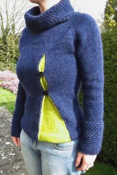 Ravelry: LucyVB's Weekend Morning Pullover by tabatha