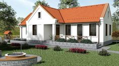 Traditional House, Countryside, Gazebo, House Plans, Shed, Cottage, Exterior, Outdoor Structures, Mansions