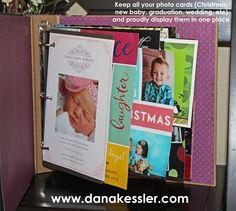 Photo Album Binder Display Home Decor Laughing Lola altered Artbooking cricut…