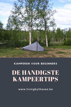 10 handige kampeertips - Living by the sea Outdoor Gear, Travel Tips, Vacation, Net, Caravans, Campers, Vacations, Camper Trailers, Travel Advice