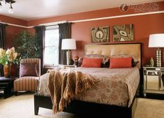 Type 70 small Southeast Asian style bedroom decoration effect chart greatly entire 2012 picture