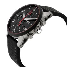 Montblanc Timewalker Urban Speed Chronograph Automatic Black Dial Men's Watch 112604 - Montblanc - Shop Watches by Brand - Jomashop