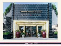 Installations | Nemo TOMMY HILFIGER FLAGSHIP STORE, L.A.