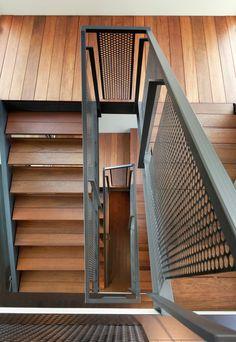 Stair House,© Steve Keating