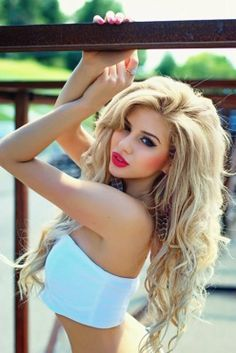 hair styles for long hair curls Check out the website to see more