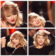 Taylor performing Love Story.