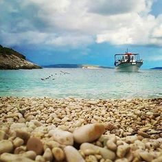 Beach near Athani village ~ Lefkada