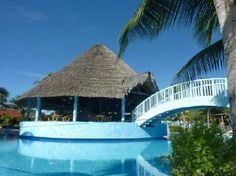 Sol Cayo Santa Maria: Pool bar