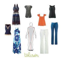 Ruhaihlet minden alakra - 1. rész - urban:eve Eve, Urban, Polyvore, Image, Dresses, Fashion, Vestidos, Moda, Gowns