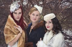 Savage Millinery - Vintage Style with an Edge