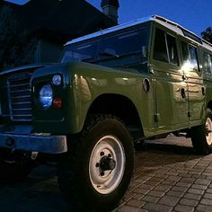 // Series 3 land rover