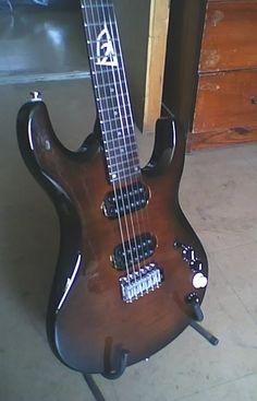 Mozart - Guitar - Clone Model