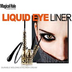 Baomabao Waterproof Makeup Black Liquid Eye Liner Eyeliner Pen Cosmetic * See this great product. (This is an affiliate link) #Eyeliner