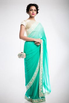 SwatiManishShop No 6 Prakash Building 60 Feet Road Ghatkopar East. Indian Dresses, Indian Outfits, Lehenga Saree Design, Sari, Saree Blouse, Desi Clothes, Indian Clothes, Pakistani Clothing, Designer Suits Online