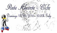 Patinaje en Alicante: Plan para el domingo 15/05/2016