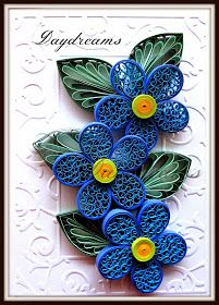 DAYDREAMS: Blue beehive flowers for mother's day